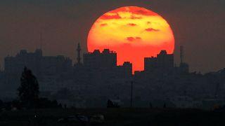 Des raids israéliens menés sur Gaza