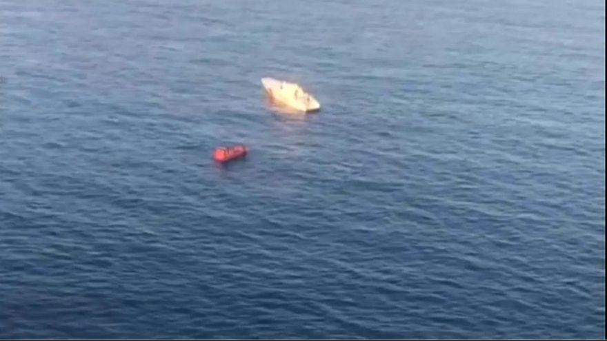 مرگ دستکم ۹ مهاجر در سواحل آنتالیای ترکیه