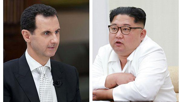 بشار اسد به کره شمالی میرود
