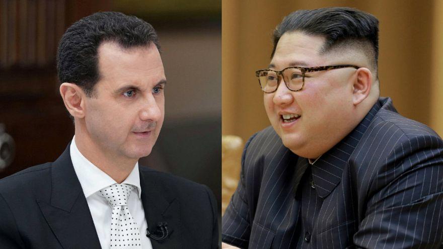 وكالة: بشار الأسد يعتزم لقاء زعيم كوريا الشمالية في بيونغ يانغ