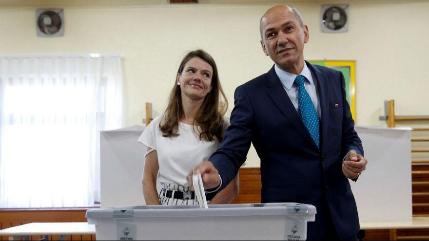 Bevándorlásellenes párt nyerheti a szlovén választásokat