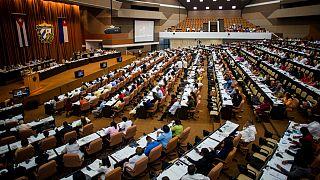 Cuba's National Assembly