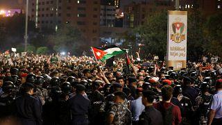 Επεισόδια στην Ιορδανία λόγω των μέτρων λιτότητας
