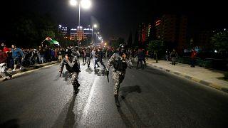 Proteste gegen Steuererhöhung in Jordanien