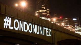 #LondonUnited: London Bridge lights up as tributes pour in for terror victims one year on