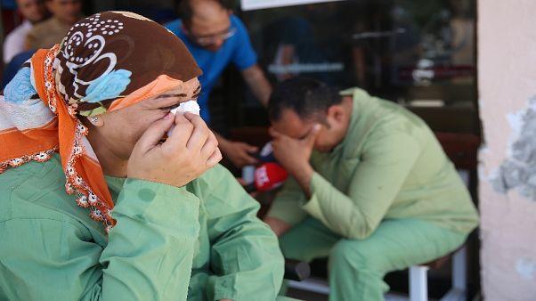 Más de 50 fallecidos en dos naufragios ante las costas de Turquía y Túnez