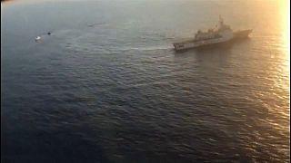 Nine migrants have died after a speedboat sank