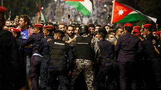 IMF-backed austerity bill sparks Jordan protests