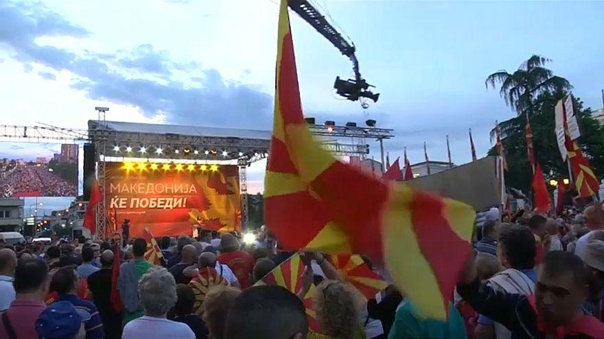 Macedonia: i conservatori contro il premier Zaev