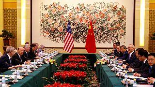 Kína-USA: küszöbön a kereskedelmi háború