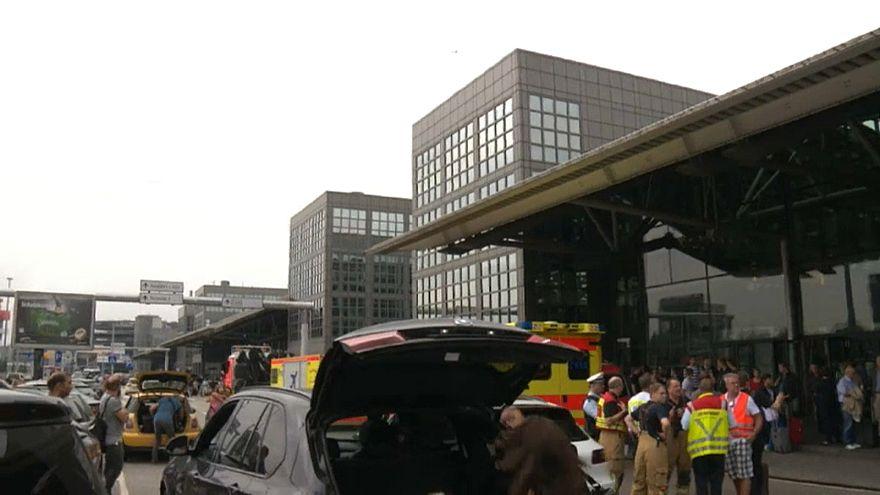 Гамбург: аэропорт закрыт