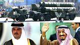 Suudi Arabistan'dan Katar'a 'S-400' tehdidi