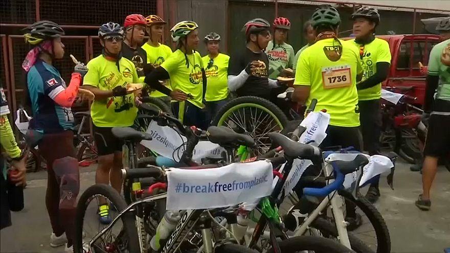 Les brigades vertes de Manille