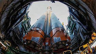 Bentornata Soyuz