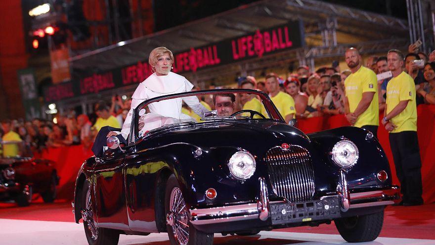 Conchita Wurst beim 25. Life Ball in Wien