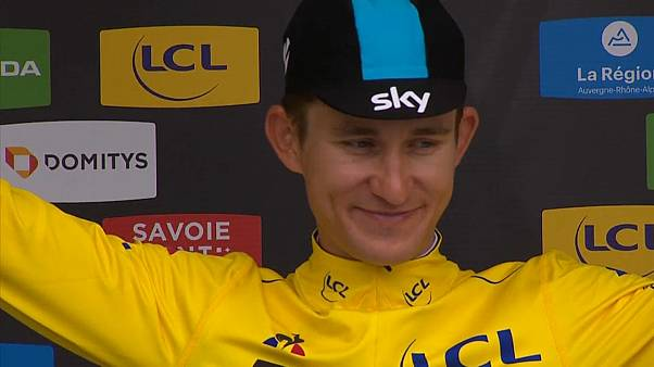 Critérium du Dauphiné : Kwiatkowski en jaune