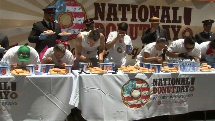 Una competición a prueba de colesterol