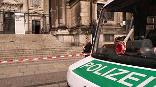 Rálőtt egy férfire a német rendőrség a berlini dómnál