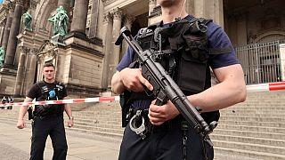 Стрельба в Берлинском кафедральном соборе