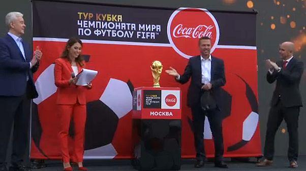 Matthäus leplezte le Moszkvában a vb-trófeát
