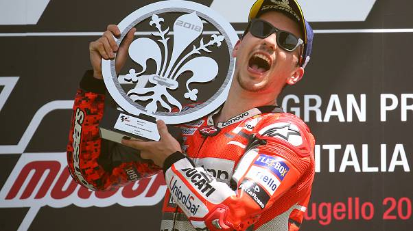 Lorenzo s'offre le Grand Prix d'Italie
