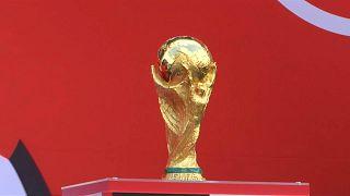 Москва встретила Кубок мира