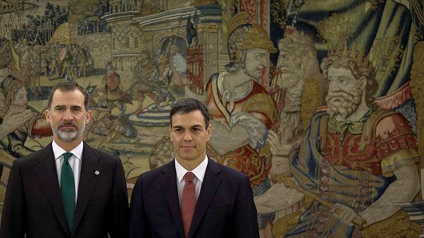 Europa y Cataluña son las prioridades de Pedro Sánchez