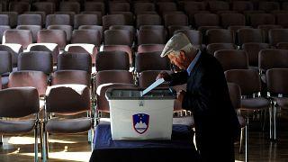 A bevándorlásellenes párt kapta a legtöbb voksot a szlovén választásokon