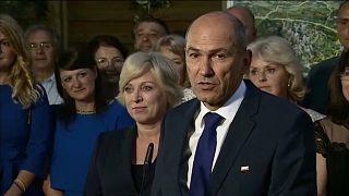 El conservador Janez Jansa tendrá que pactar para gobernar