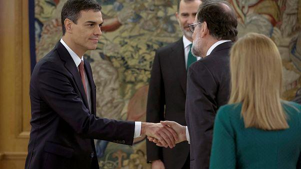 Ισπανία: Κυβέρνηση μειοψηφίας...με καυτή ατζέντα