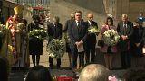 Лондон почтил жертв теракта минутой молчания