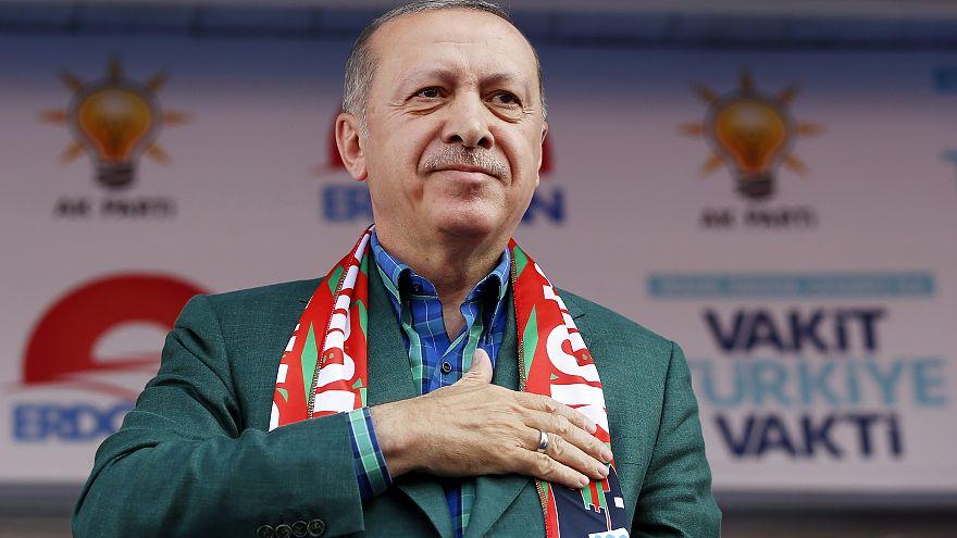Erdoğan Diyarbakır'da konuştu: Sıra Kandil'e de gelecek