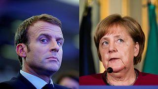 ميركل وماكرون... ماهي نقاط الخلاف والتوافق لإيجاد موقف أوروبي موحد؟