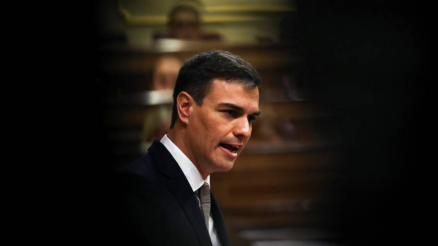 Zwischen EU und Katalonien - Pedro Sánchez (46) im Dilemma?