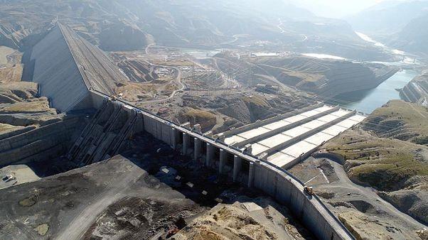 Irak Ilısu Barajı'ndaki su tutma işleminin tekrar ertelenmesini istiyor