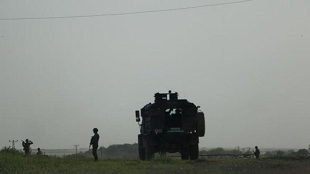 Hakkari'de roketli saldırı: 3 asker şehit oldu