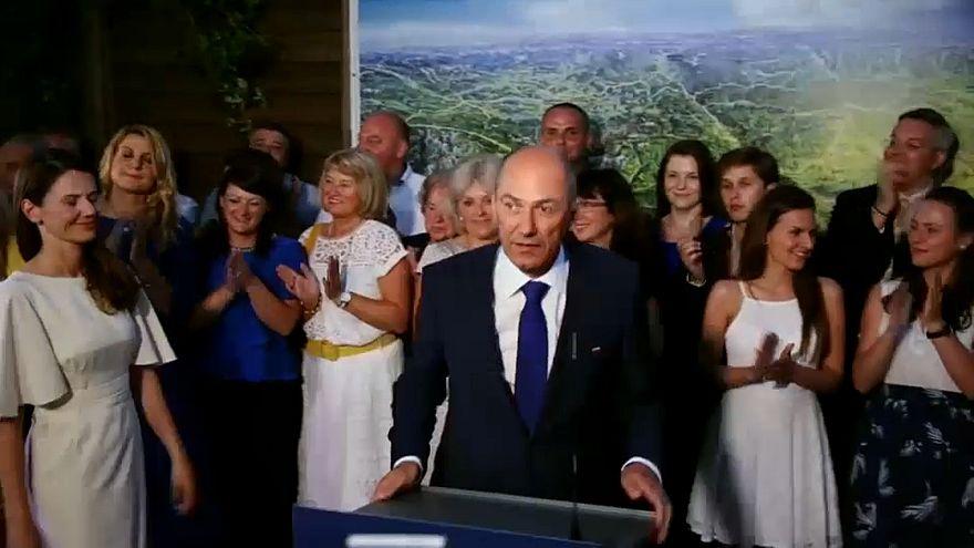 В Словении побеждает оппозиция