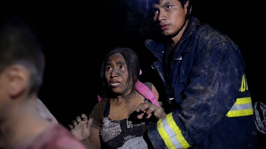 Guatemala volcano: At least 62 dead, hundreds injured