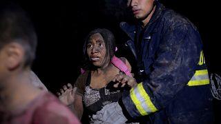 Al menos 75 muertos en Guatemala por el Volcán de Fuego