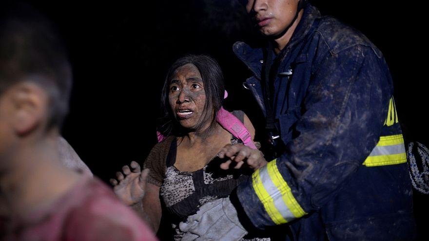 مقتل 25 شخصا خلال ثوران بركان فويغو في غواتيمالا