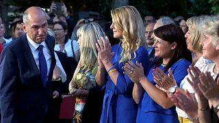 پیروزی حزب مهاجرستیز در انتخابات پارلمانی اسلوونی