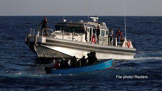Dozens killed as migrant boat sinks off Tunisia