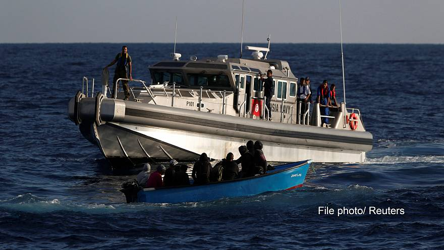 Dozens killed as migrant boat sinks off Tunisia