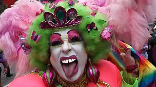 مسيرة المثليين بساو باولو تتخذ موقفا سياسا من الانتخابات