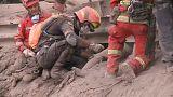 """Guatemala, eruzione del """"Volcano de Fuego"""": decine di morti"""