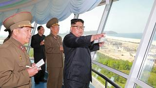 North Korea 'replaces' military top brass in pre-summit shake-up