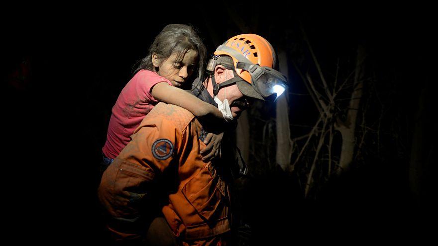 Στους 38 οι νεκροί από την έκρηξη του ηφαιστείου Φουέγκο