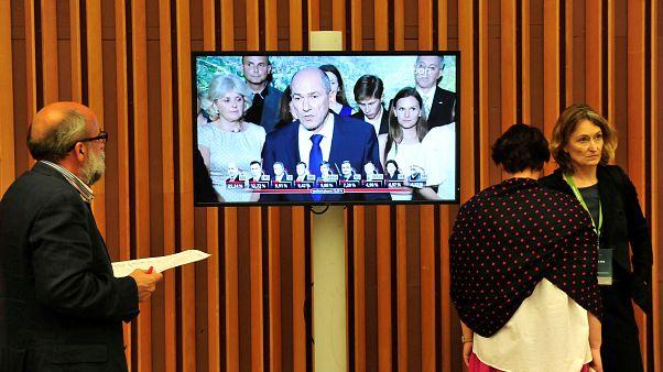 Wahl in Slowenien: Rechtskonservative SDS wird stärkste Kraft