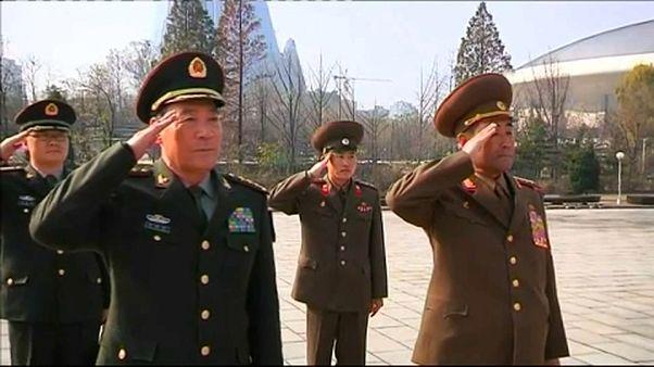 Tre sostituzioni tra le fila dell'esercito nordcoreano