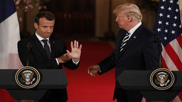 الرئاسة الفرنسية متخوفة من فشل قمة مجموعة السبع بسبب موقف أمريكا
